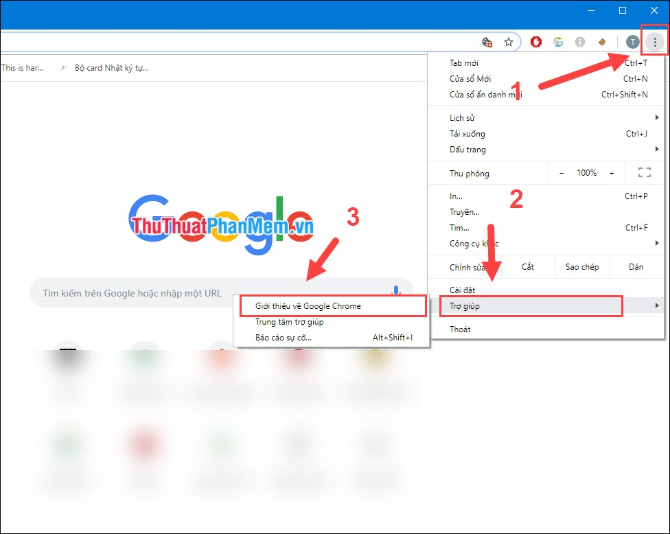 Giới thiệu về Google Chrome