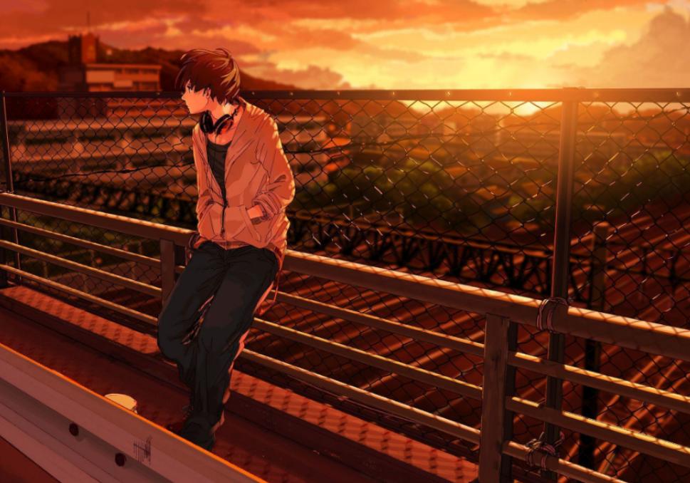 Hình ảnh Anime Boy đẹp, dễ thương