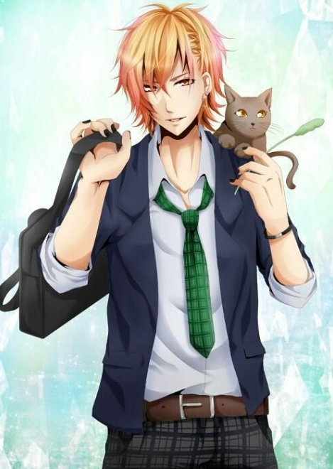 Hình ảnh Anime Boy lạnh lùng đẹp nhất