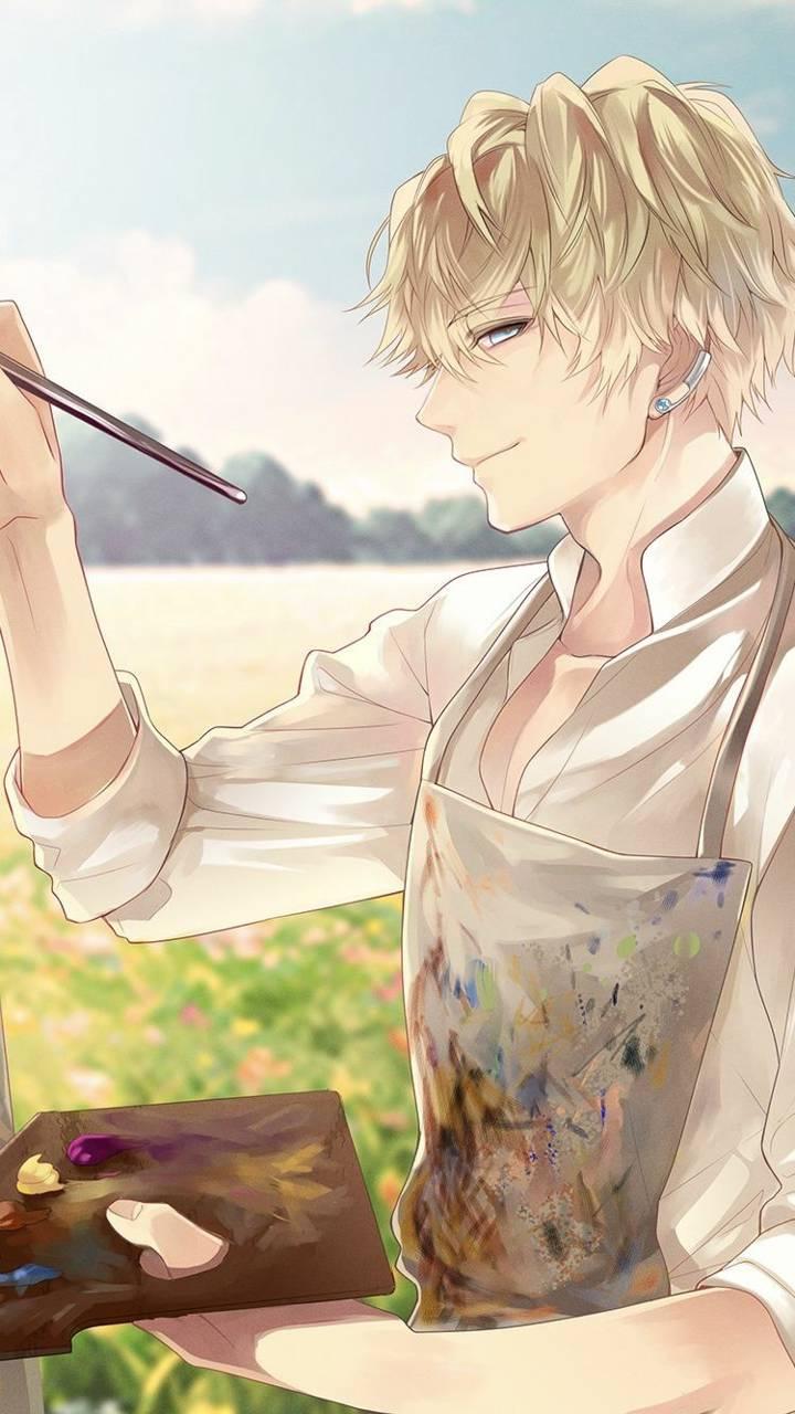 Hình ảnh Anime Boy lạnh lùng vô cảm