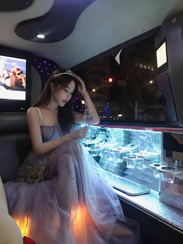 Hình ảnh cuộc sống của hot girl Trung Quốc