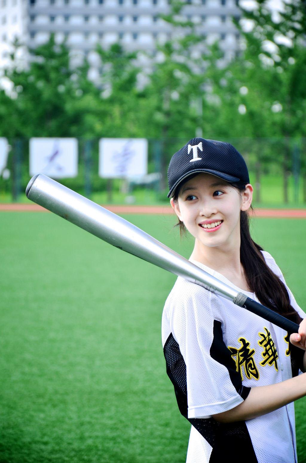 Hình ảnh hot girl thể thao Trung Quốc