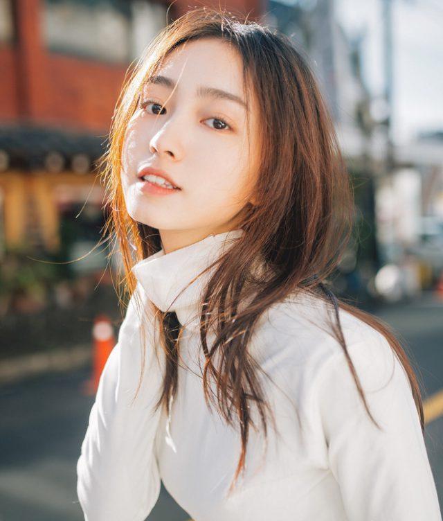 Hình ảnh hot girl Trung Quốc cực xinh
