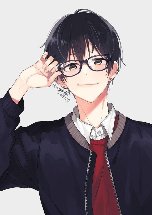 Hình Anime Boy Cool đẹp