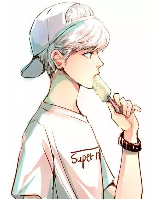 Hình Anime Boy Cool ngầu