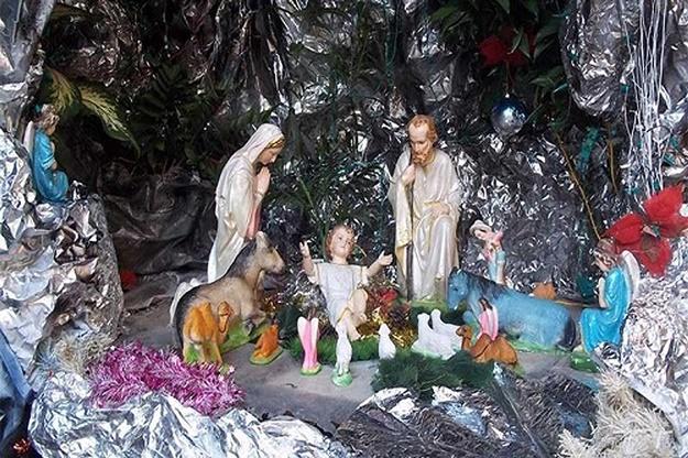 Những mẫu hang đá giáng sinh Noel cực đẹp