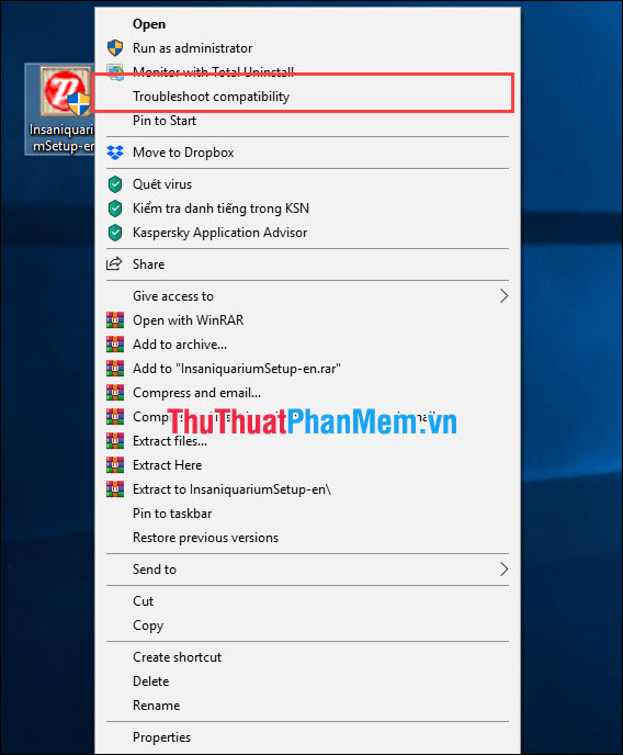Troubleshoot compatibility