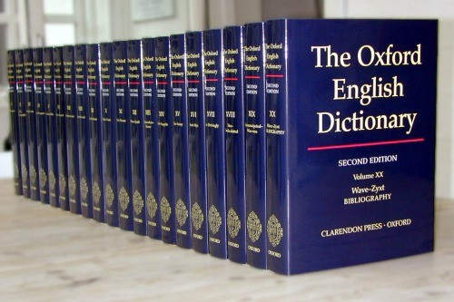 Oxford Dictionary 2