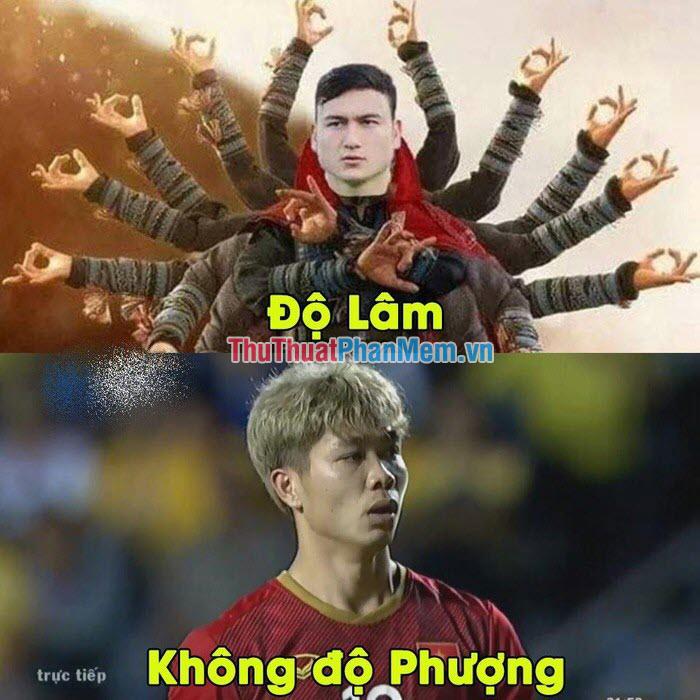 2 cầu thủ nổi tiếng bóng đá Việt Nam
