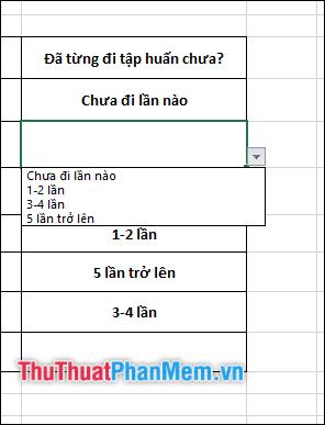 List Box tương tự