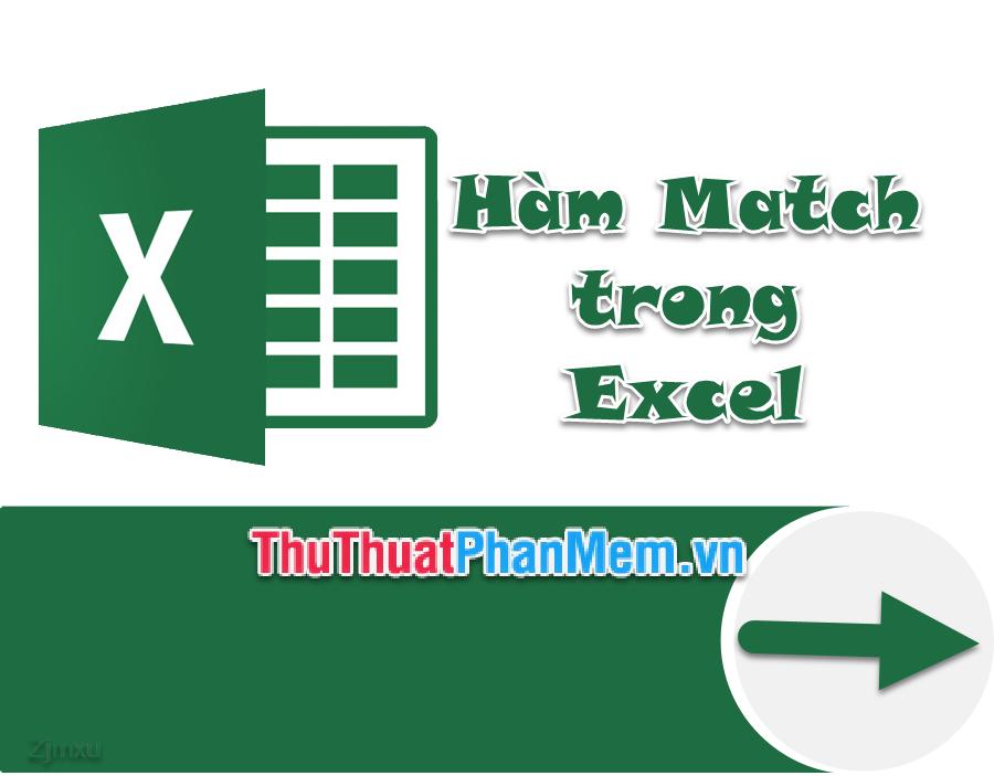 Hàm Match trong Excel - Cách sử dụng và ví dụ minh họa