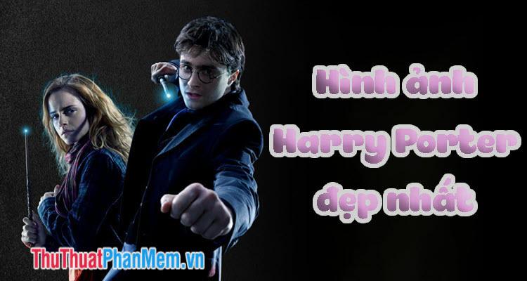 Những hình ảnh Harry Potter cực đẹp
