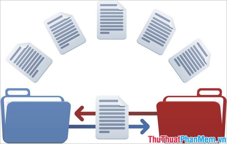 Folder có quan trọng với hệ thống lưu trữ hay không