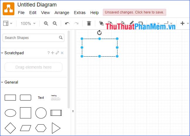 Draw.io - Trang web Vẽ sơ đồ online chuyên nghiệp nhất, miễn phí, không giới hạn