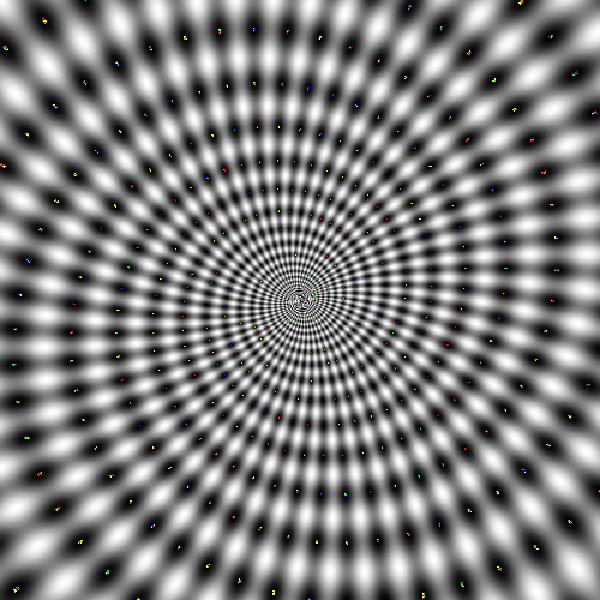 Những loạt ảnh gây ảo giác chuyển động 11