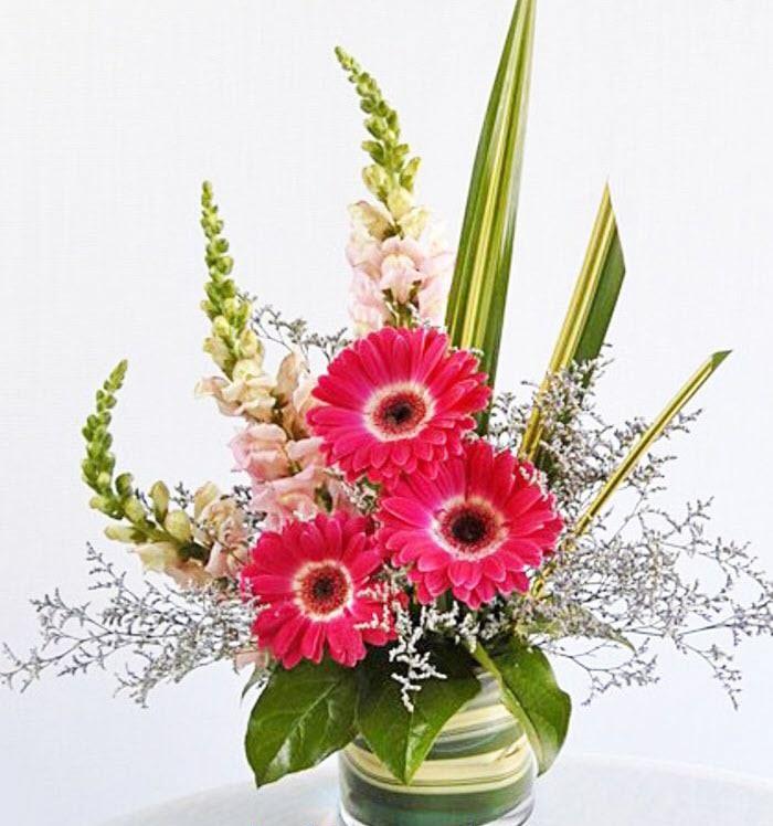 Các mẫu hoa để bàn đẹp