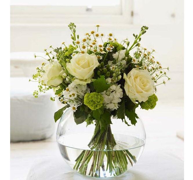 Lọ hoa để bàn cực đẹp