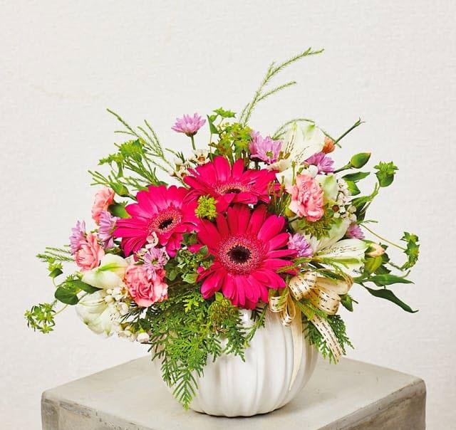 Lọ hoa để bàn đơn giản đẹp