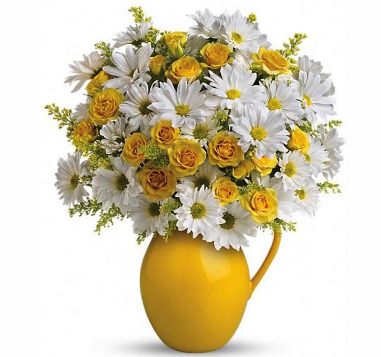 Mẫu bình hoa để bàn đẹp