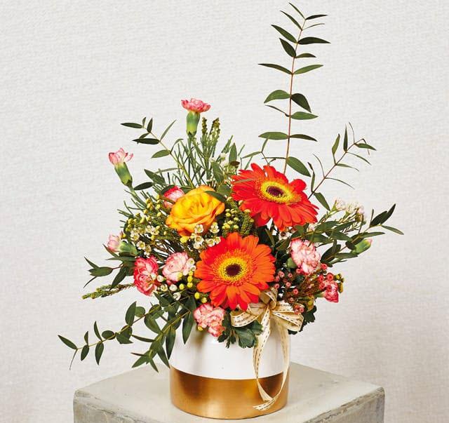 Mẫu cắm hoa để bàn đẹp nhất