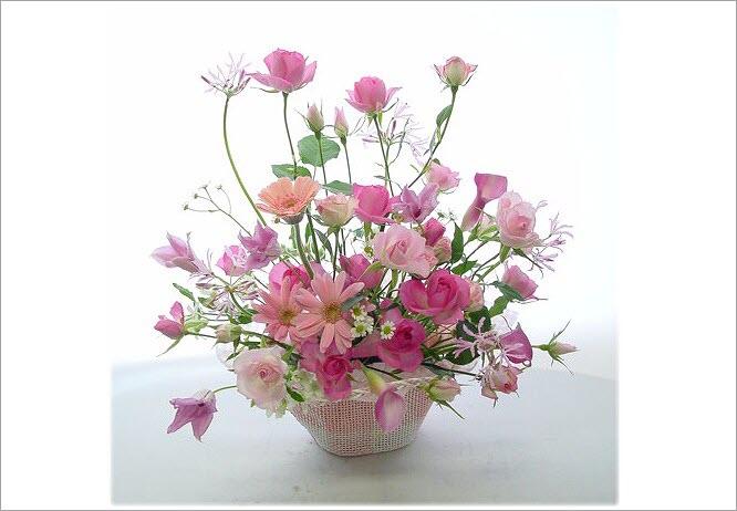Mẫu hoa đẹp để bàn