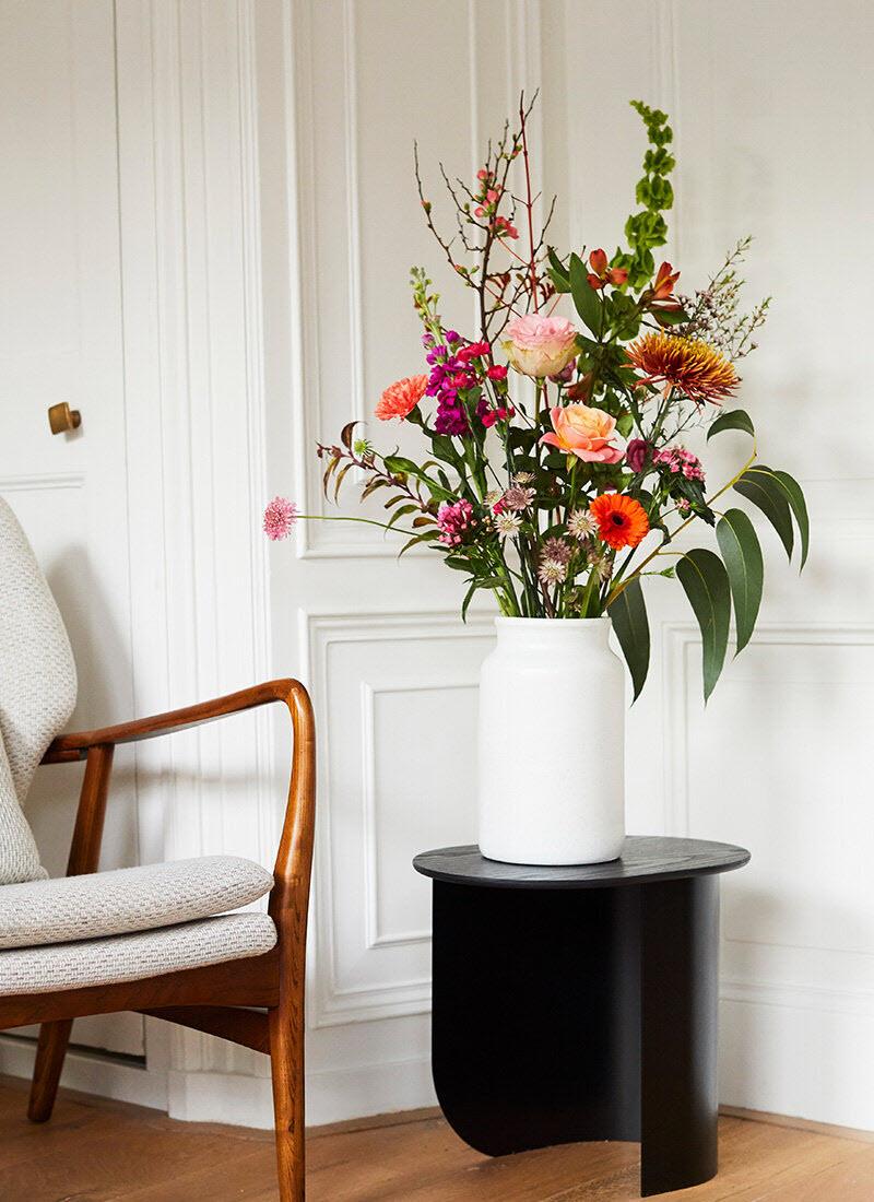 Mẫu lọ hoa để bàn trang trí đẹp