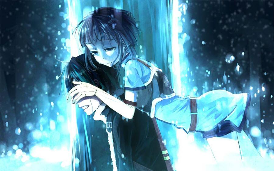 Ảnh anime 3d