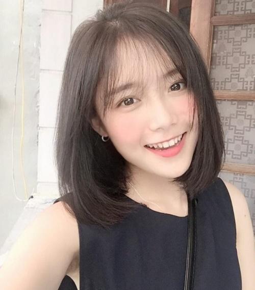 Gái xinh tóc ngắn