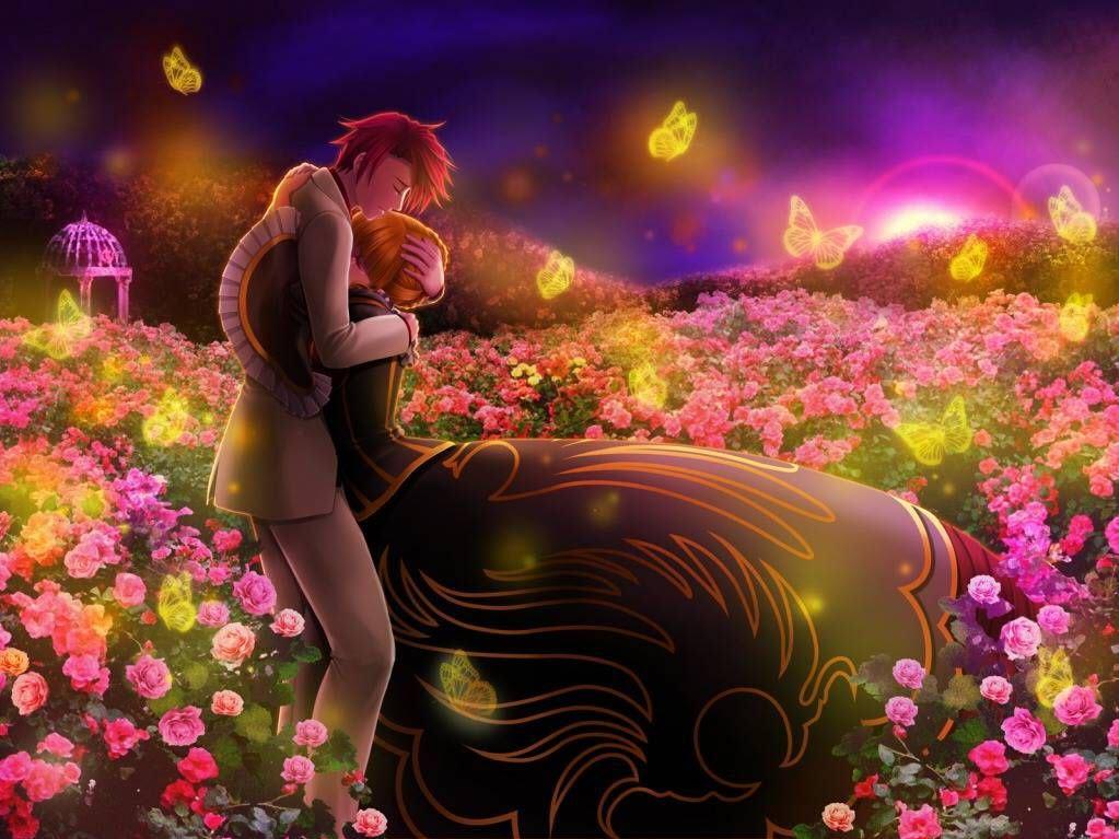 Hình 3d tình yêu đẹp