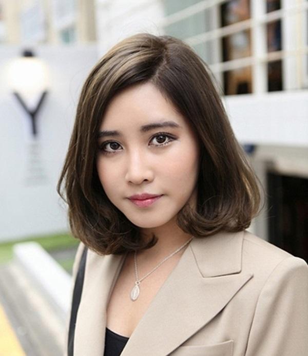 Hình ảnh kiểu tóc ngắn cho nữ