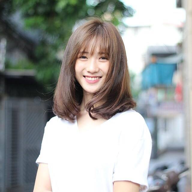 Kiểu tóc ngắn cho nữ