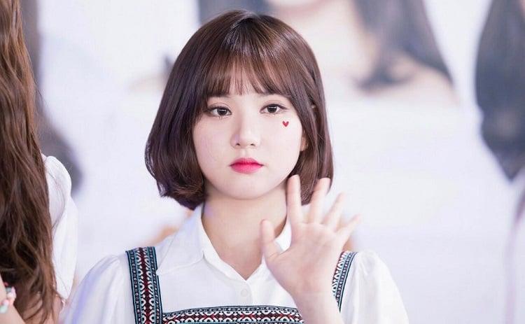 Kiểu tóc ngắn Hàn quốc cho con gái