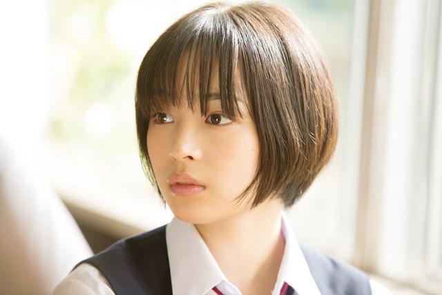 Kiểu tóc ngắn học sinh cho nữ