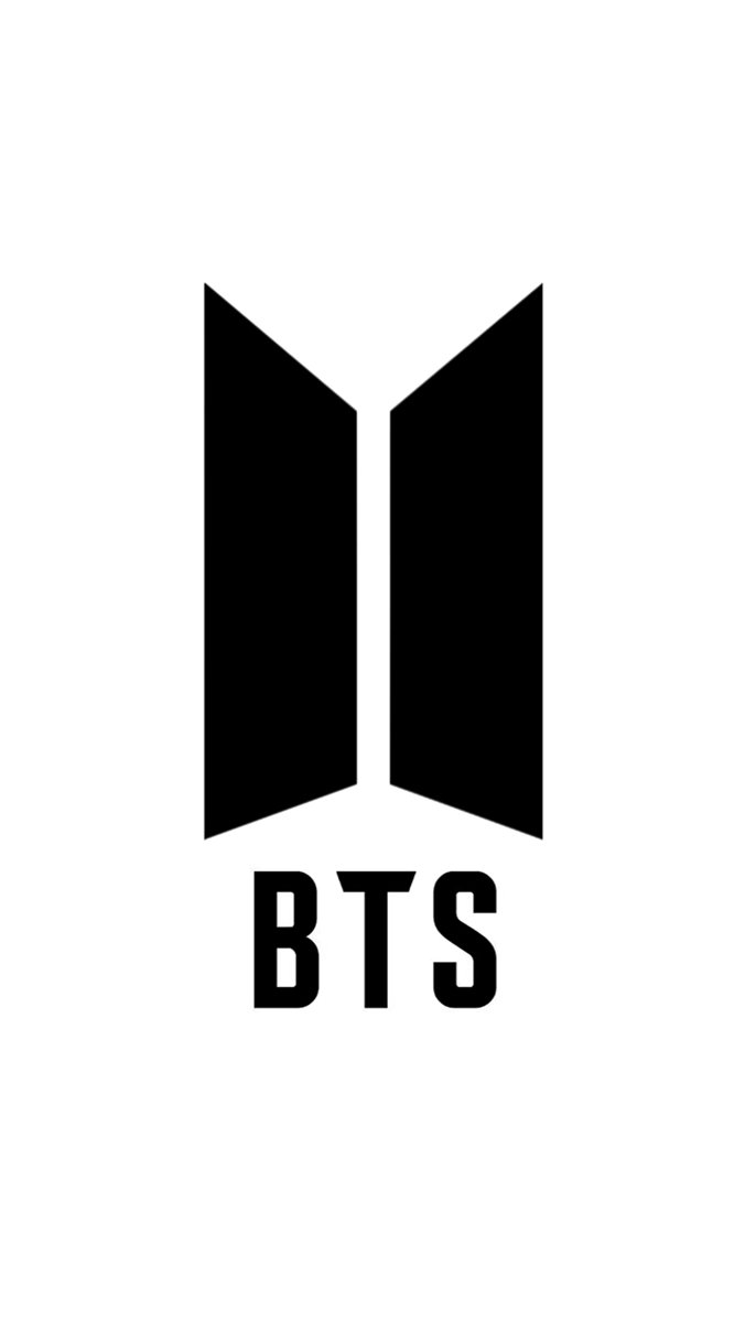Ảnh logo BTS đẹp