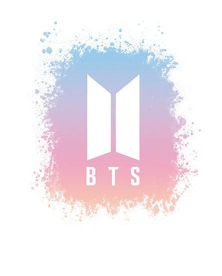 Ảnh logo BTS rất đẹp