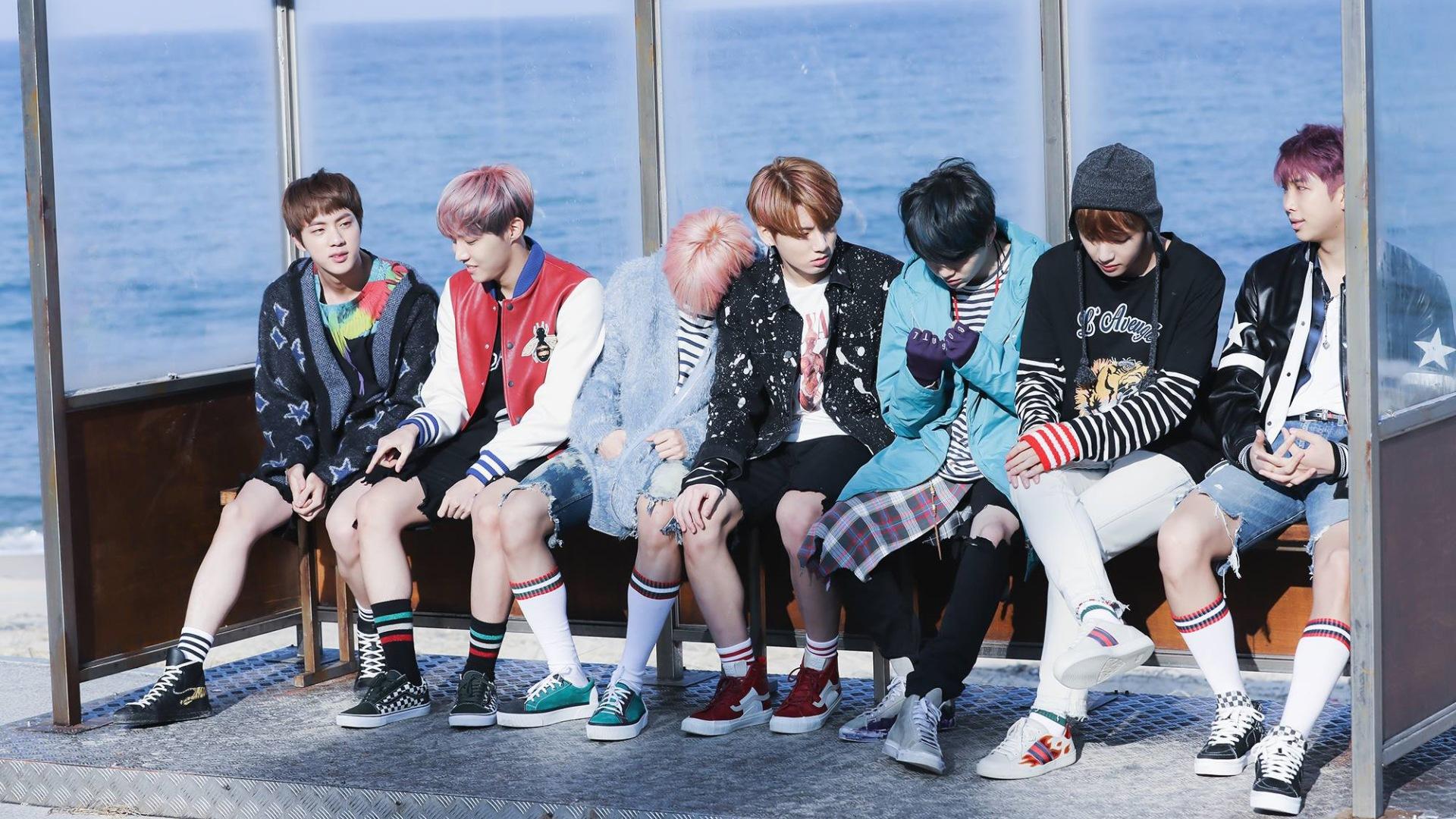 Ảnh nền của nhóm nhạc BTS wallpaper cực đẹp