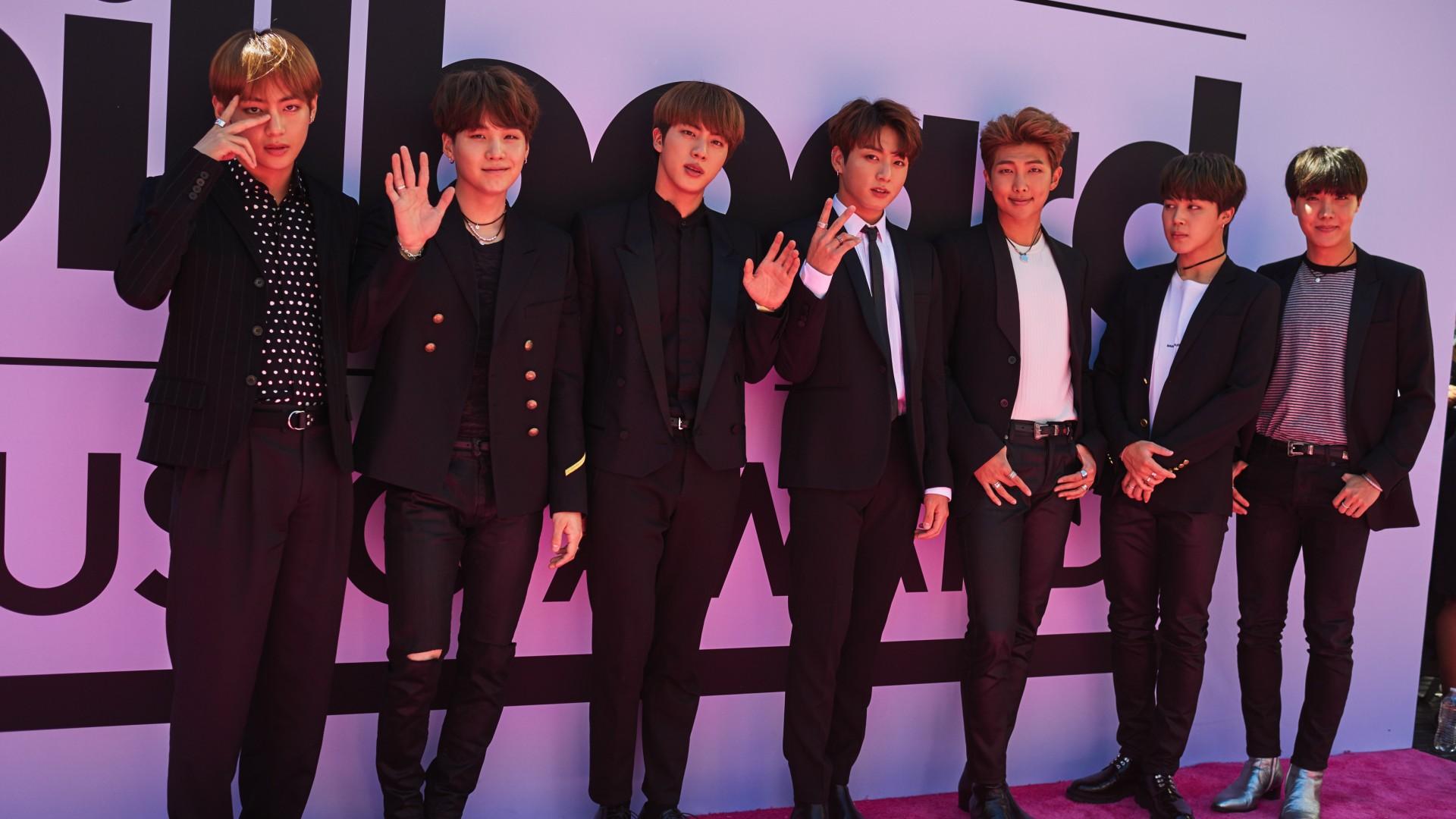 Ảnh nền thành viên BTS - wallpaper