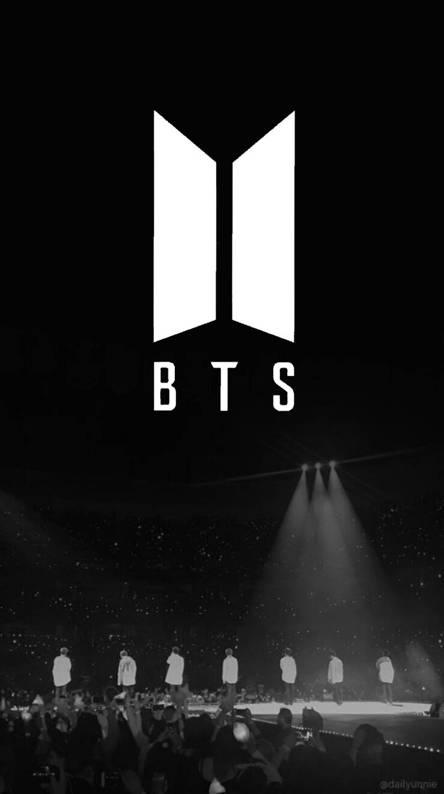 Ảnh rất đẹp về logo BTS