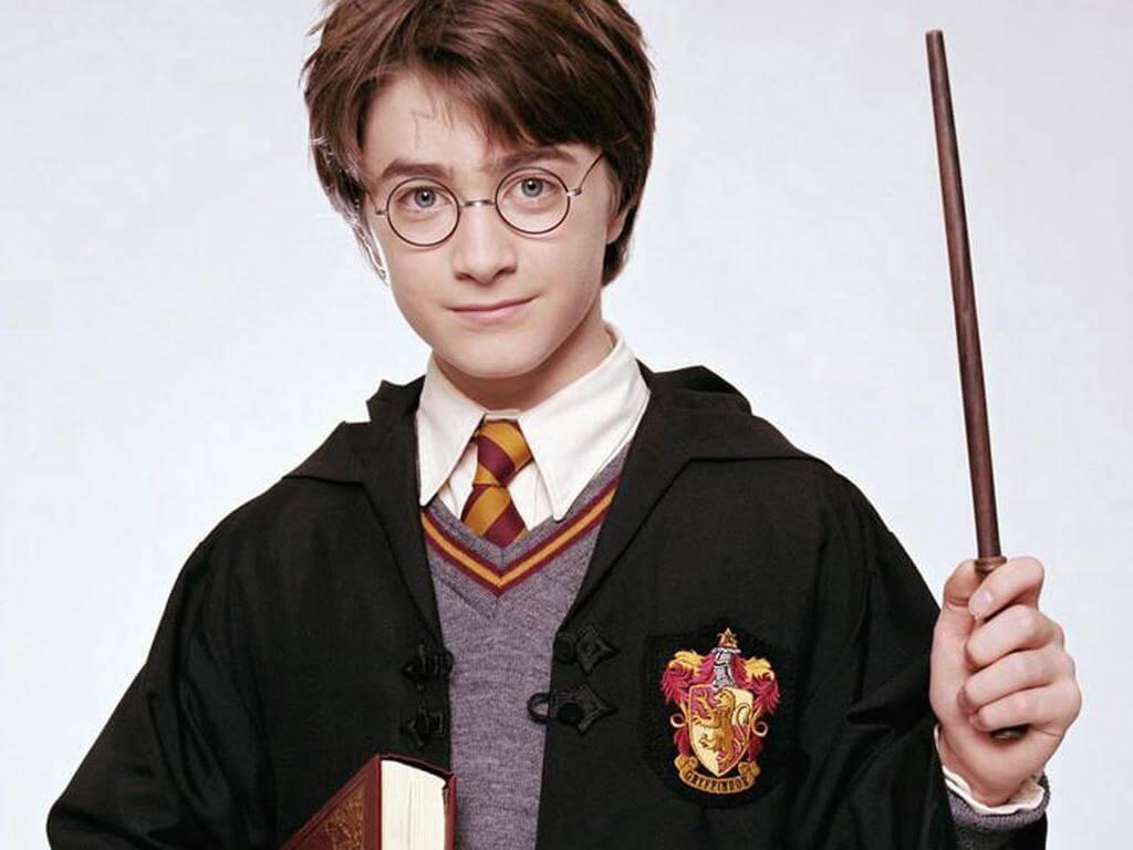 Harry porter và cây đũa thần