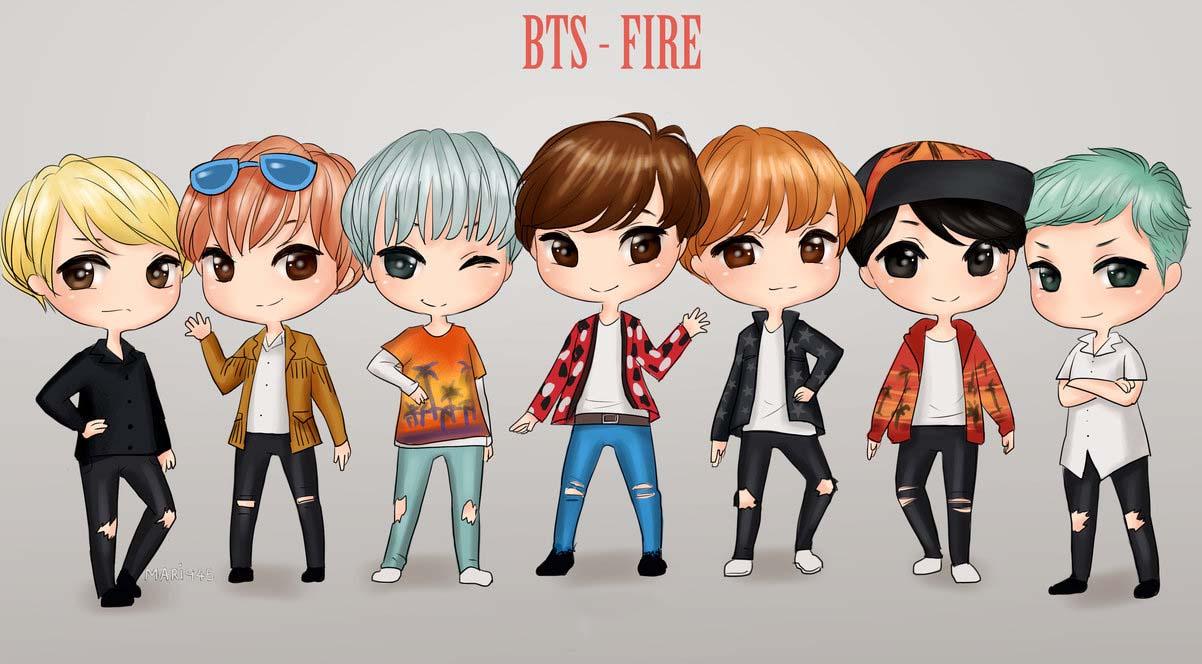 Hình ảnh BTS