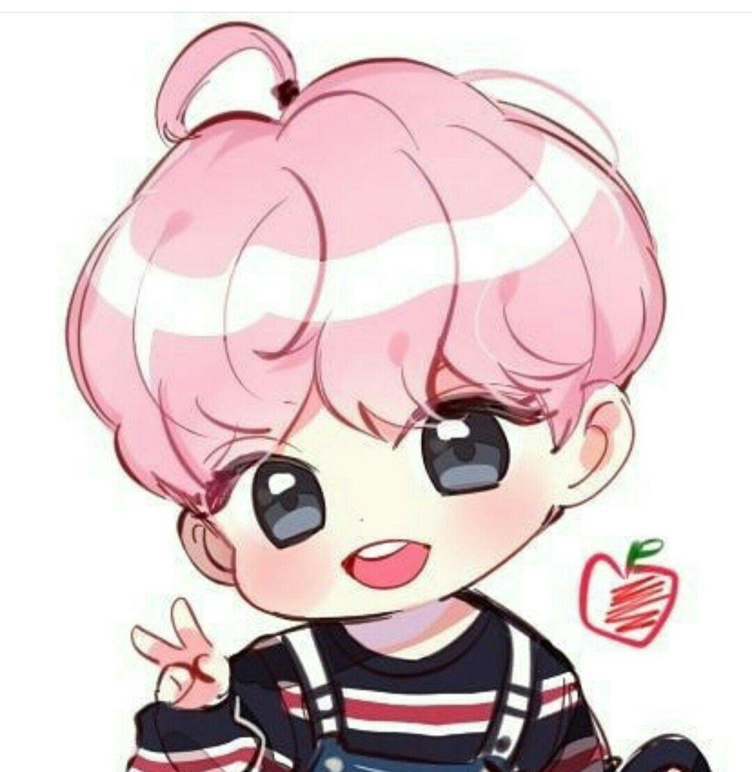Hình ảnh chibi BTS cute