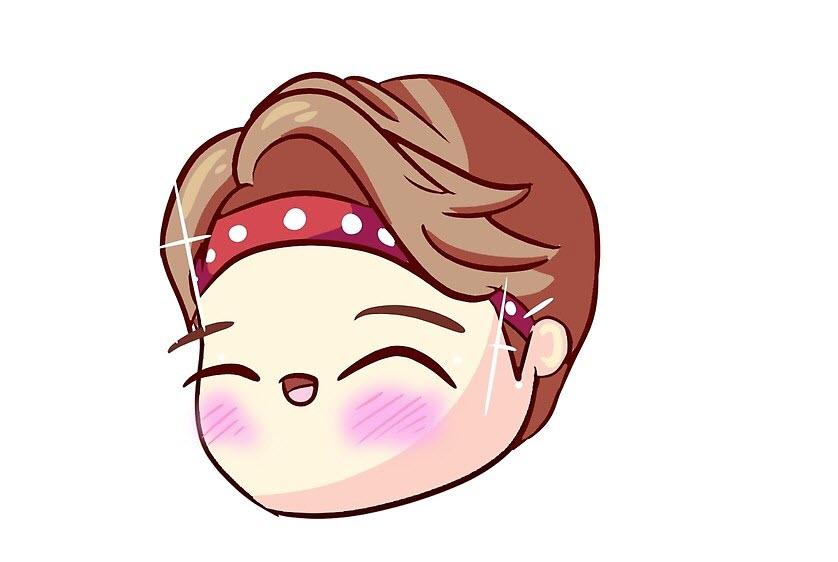 TAEHYUNG Cute Chibi hình ảnh đẹp nhất nhóm BTS