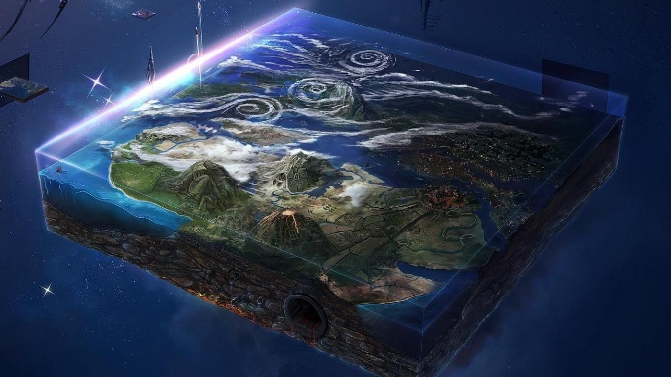 Hình ảnh phông nền địa lý