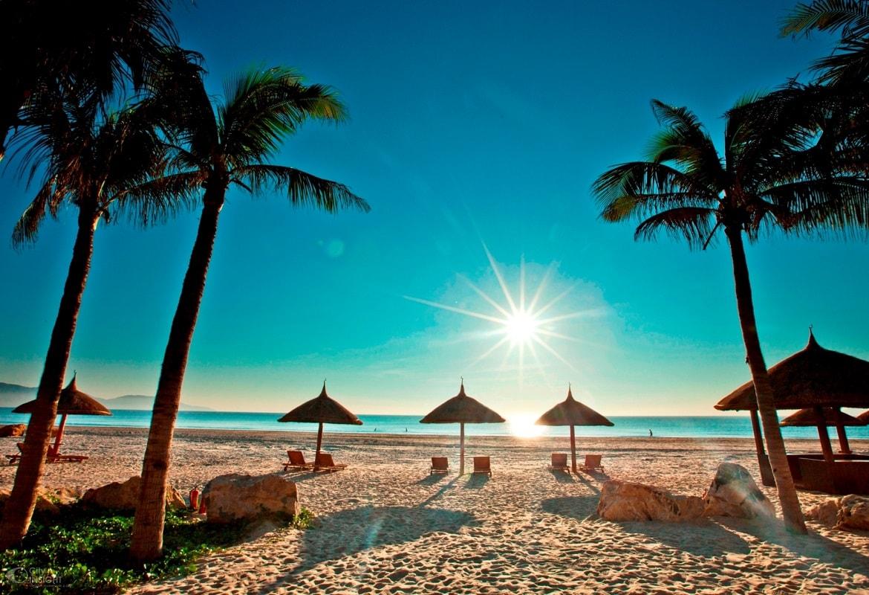Ảnh đẹp bãi biển Nha trang