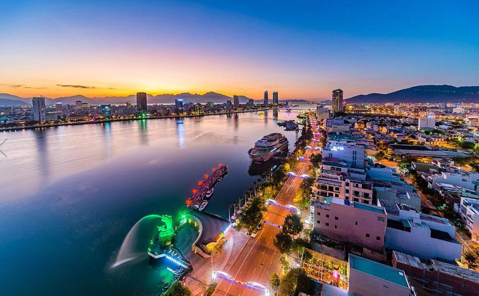 Ảnh đẹp một góc thành phố Đà nẵng