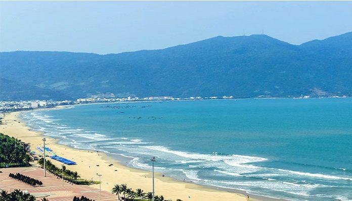Hình ảnh biển Đà nẵng đẹp