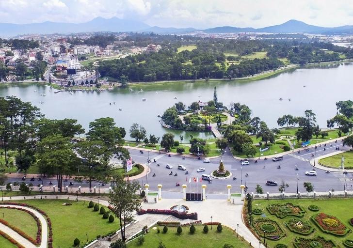 Hình ảnh đẹp về thành phố Đà lạt
