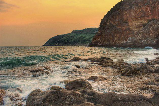 Hình ảnh ghềnh bàng Đà nẵng