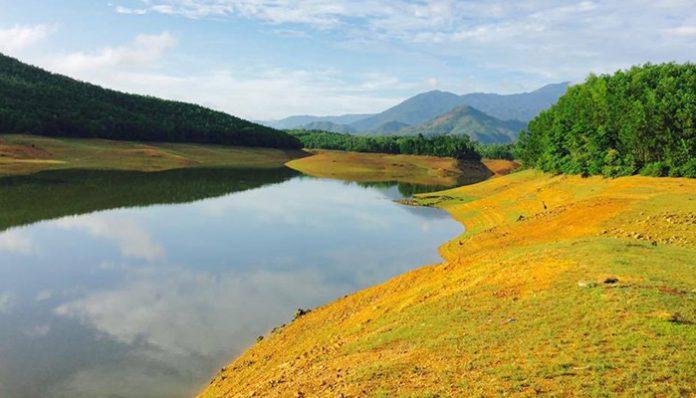 Hình ảnh hồ hòa trung Đà nẵng