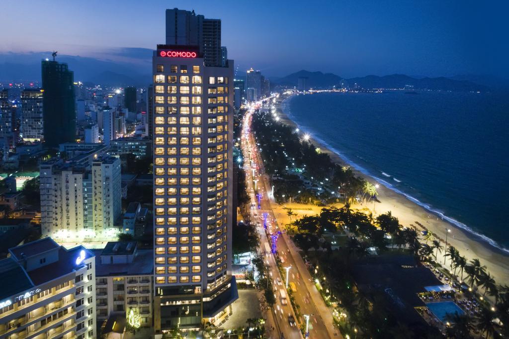 Hình ảnh khách sạn cao nhất ở Nha trang